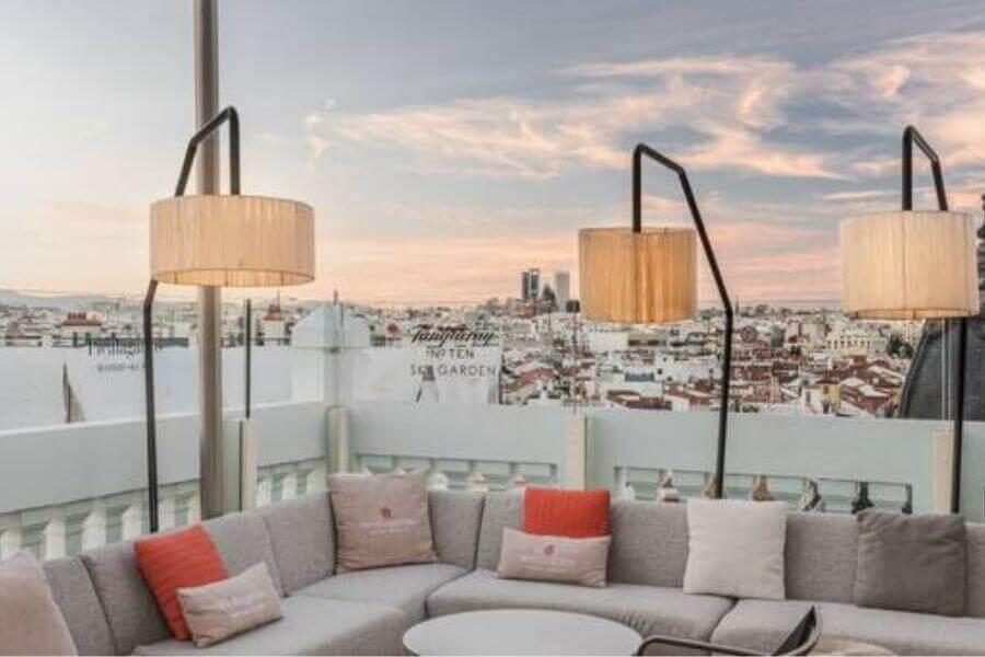 Secretour מאיה לוי - מלונות מומלצים במדריד