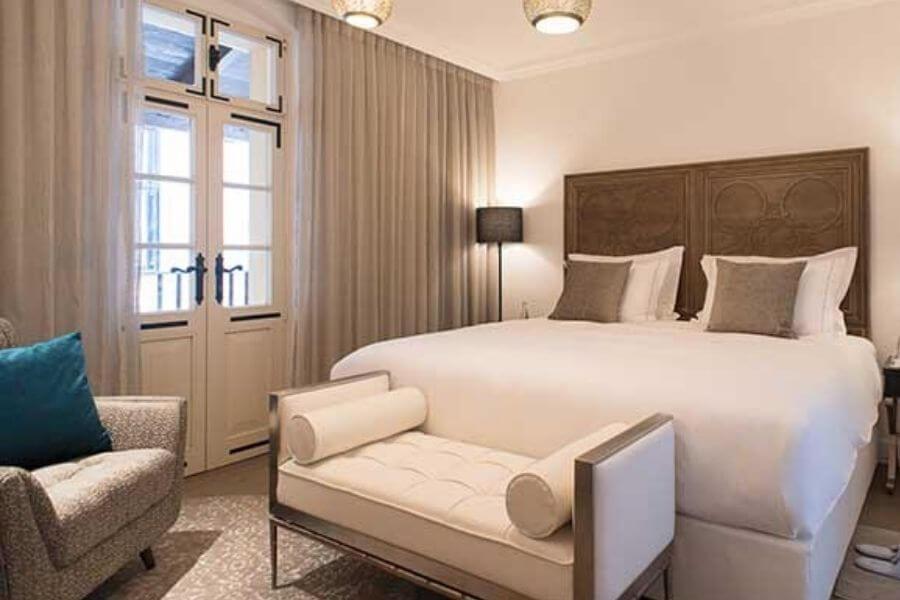 איך לעצב את חדר השינה כמו במלון יוקרה - מאיה לוי Secretour בלוג טיולים